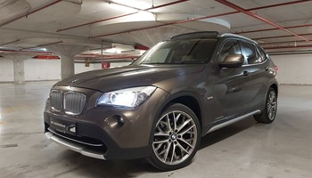 BMW X1 xDrive23d automatik, izvrsno stanje, jamstvo 12 mjeseci