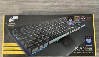 Corsair K70 RGB, MX Brown, KAO NOVA