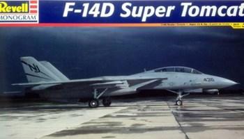 Maketa aviona avion F-14 D Tomcat 1/48 1:48
