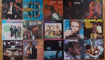 lot od 60 kom gramofonskih ploča