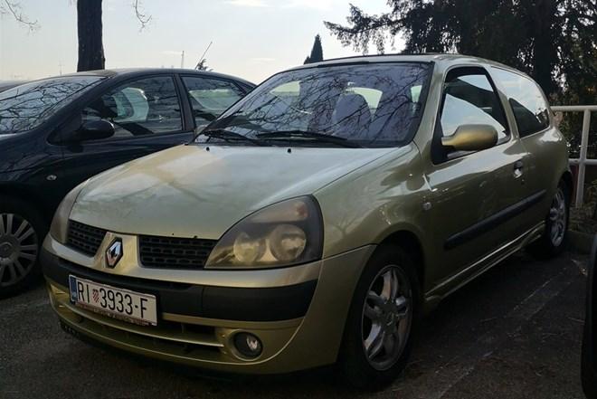Renault Clio 1.6 PLIN 2003.g