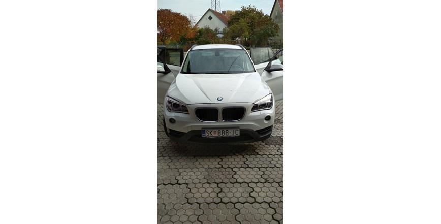 BMW X1 2.0 tdi