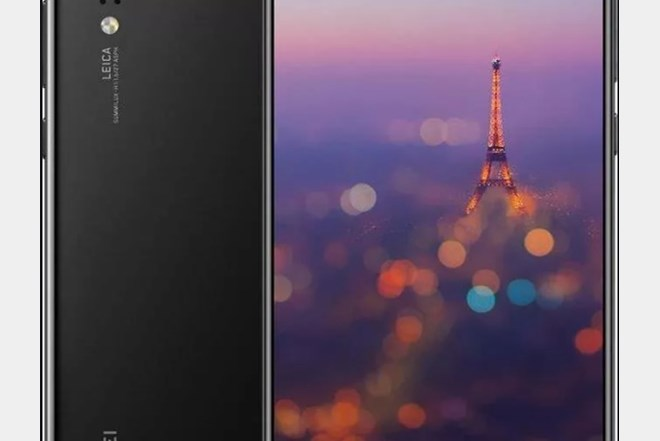 Huawei P20, 64/4GB, crni, nekorišten