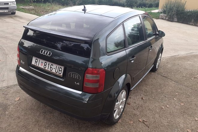 Audi A2 1.4 benzinac
