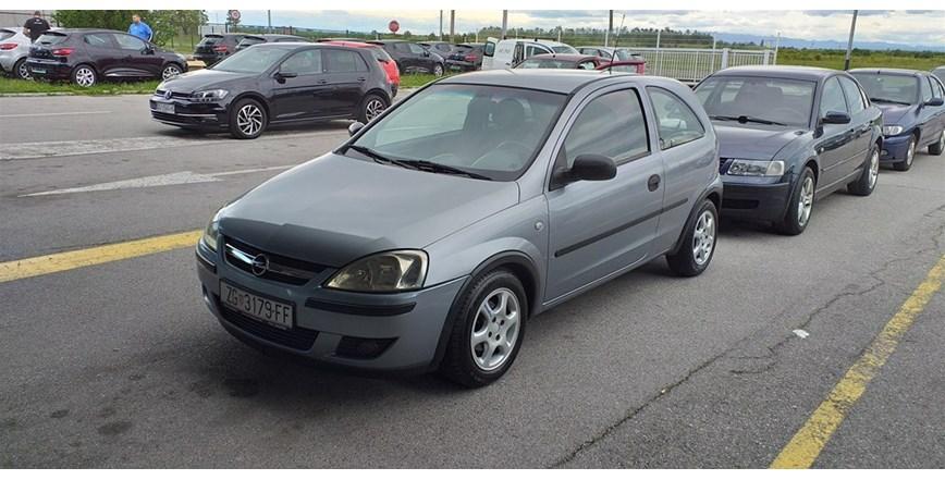 Opel Corsa C 1.2 16 V