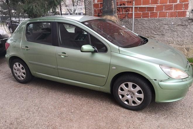 Peugeot 307 1.6-16v reg. 6/2020