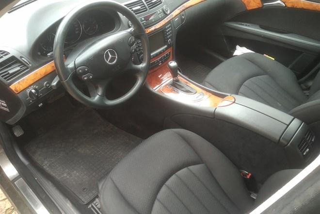 Mercedes-Benz E-klasa 220 CDI,Elegance,automatik