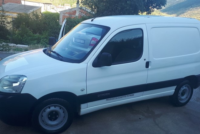 Citroen Berlingo 1.9 D.