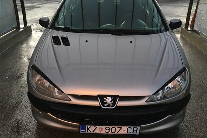Peugeot 206 1.4, 2004g. HITNO!