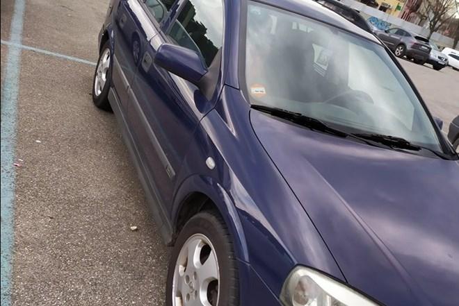 Opel Astra 16i caravan registrirana super stanje klima zamjena keš popust