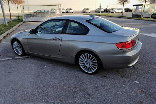 BMW E 92 Coupe 320d..Navigacija..Xenon..Dvozonska klima..6 brzina..Reg 10/2020