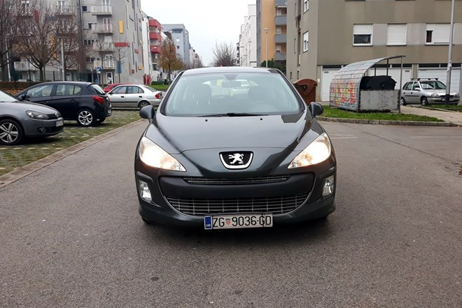 Peugeot 308 1.6 VTI