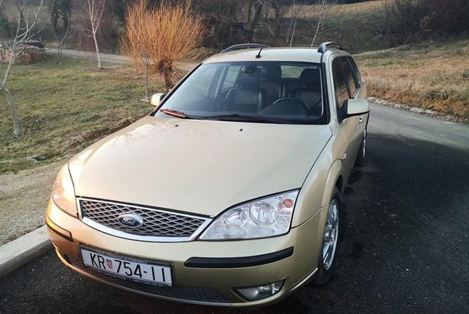 Ford Mondeo Karavan 2.0 TDCI