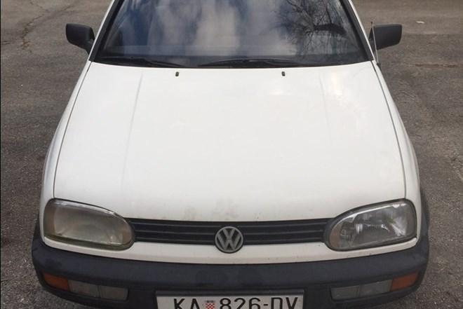 VW Golf III 1.9 D