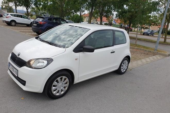 Škoda Citigo 1.0