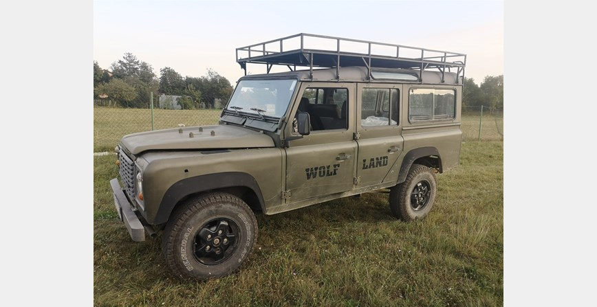 Land Rover Defender KUPUJEM