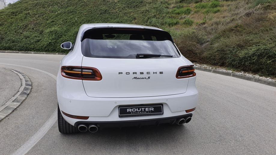 Porsche Macan S , 3,0d V6 PDK, reg. do 5/2021 | INDEX OGLASI