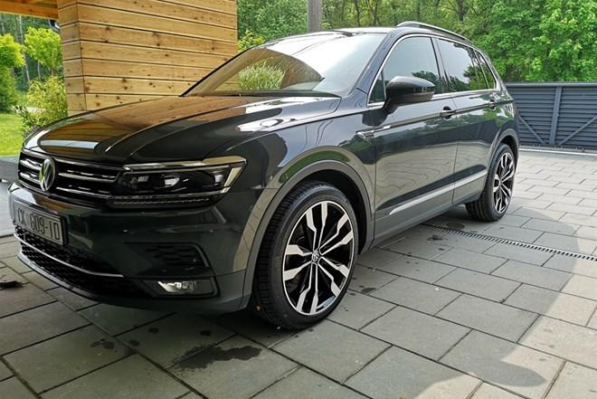 VW Tiguan 2.0 TDI , 150 KS , DSG