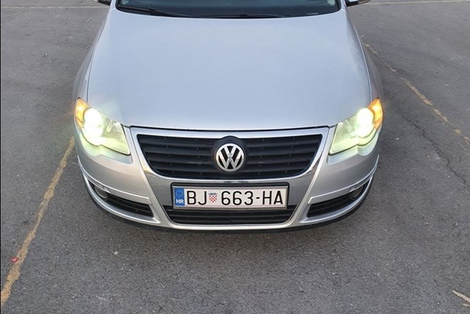 VW Passat 1.9 TDI 12.2007 godine
