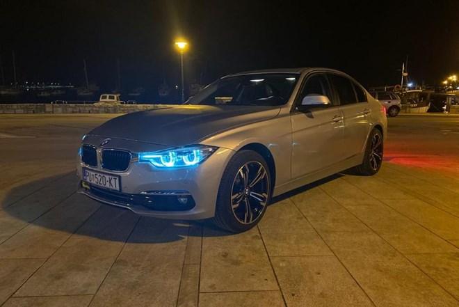 BMW 318d LCI *24.000 km*