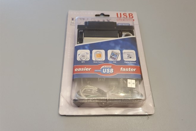 Univerzalni čitač memorijskih kartica ICY BOX