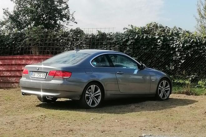 BMW serija 3 Coupe 320d E92