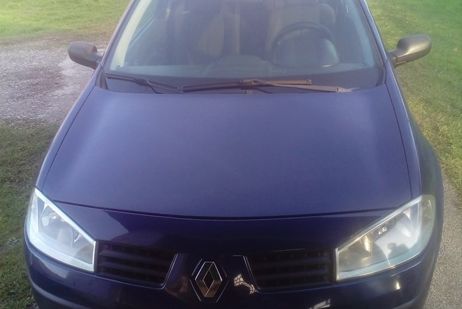 Renault Megane 1.5