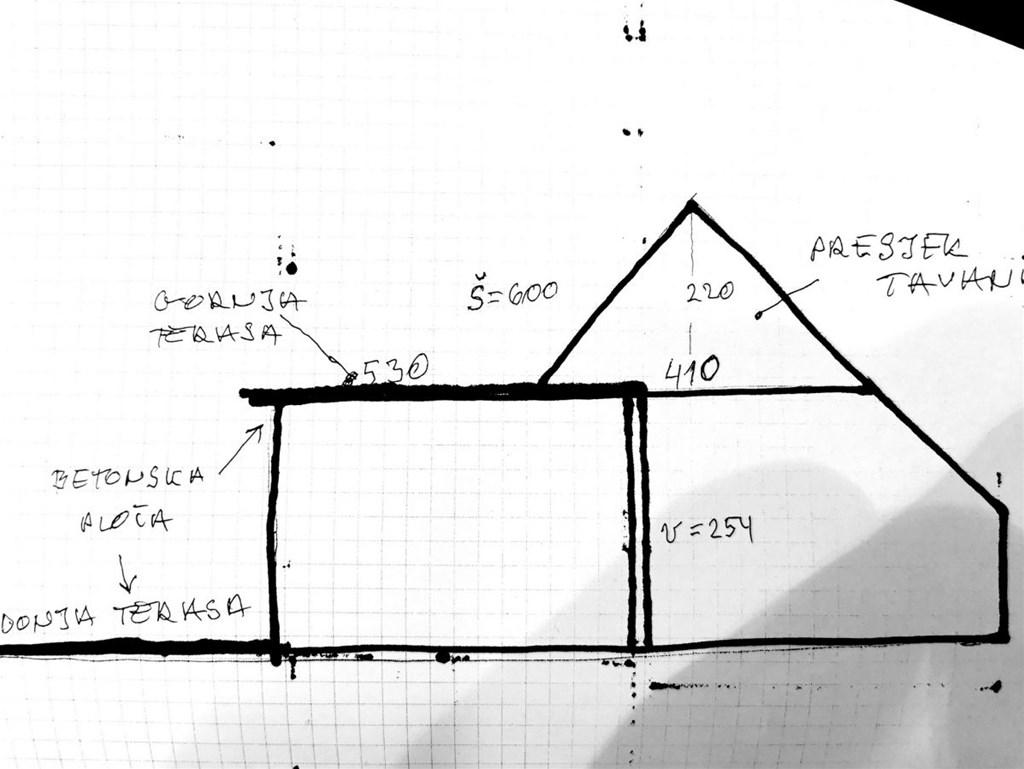Stan: Zagreb, Palmotićeva, 70m2+terasa! (prodaja)