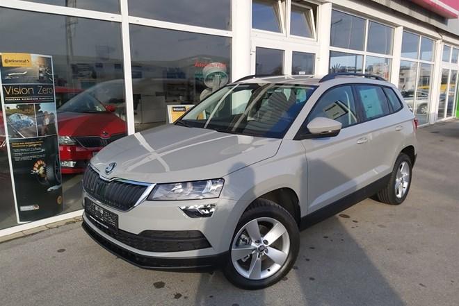 Škoda Karoq 1.6 TDI EDITION (NOVO VOZILO)