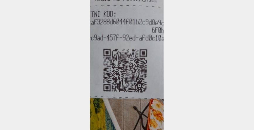 QR cod za izdavanje fiskalnih računa za Digitron Blagajne odrađujemo. Vršimo prikup blagajni po dogovoru i iste vračamo kad su spremne za iporuku. Zato ne čekajte već nazovite odmah seviere i distributere Verdon d.o.o. TEL: 098742518