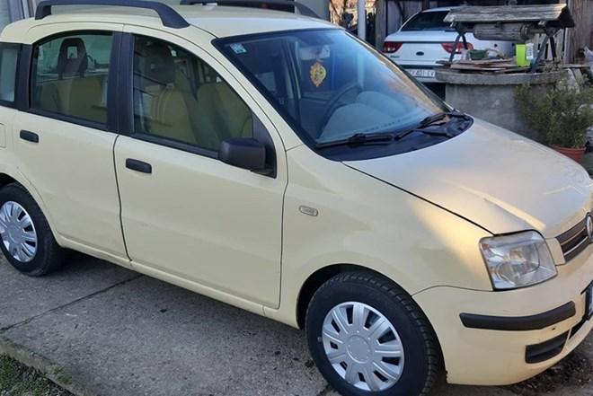 Fiat Panda 1.2 dynamic REG 01 MJ 2021