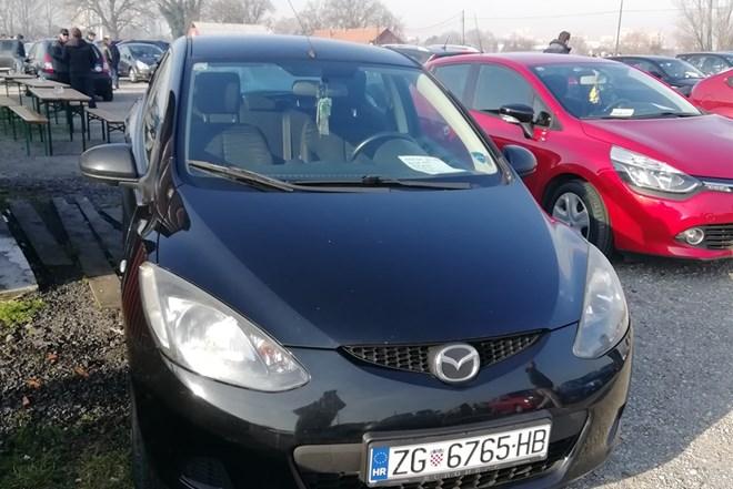 Mazda 2 1,4. 16 v. 97000 kilom.
