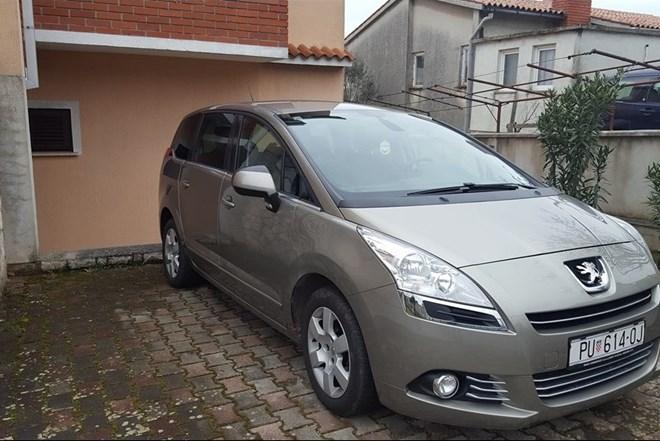 Peugeot 5008 1.6 HDi 115 KS