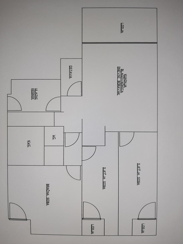 Stan 66 m2 Split 3