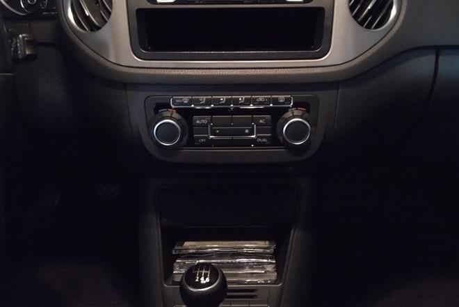 VW Tiguan 1,4 tsi