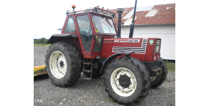 Kupujem Traktor Fiat Fiatagri 110-90 115-90 130-90 140-90 Fendt 615