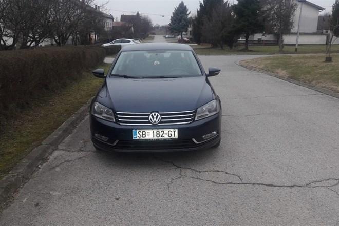VW Passat 1,6 TDI