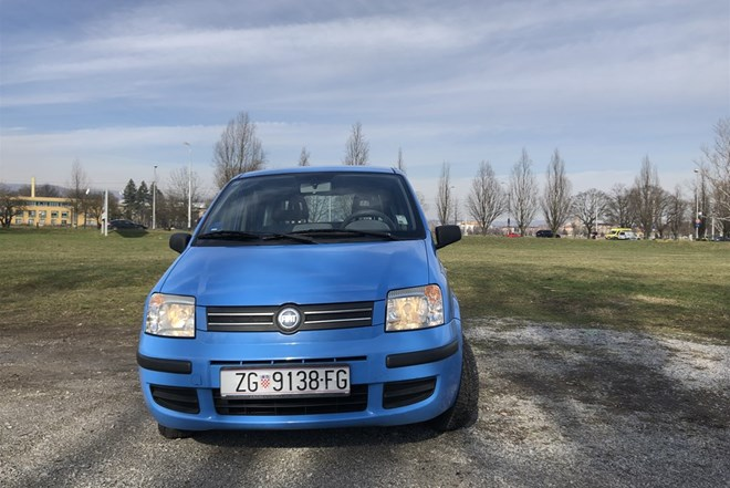 Fiat Panda 1.2 8v Amore