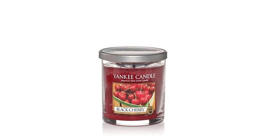 Svijeća u čaši Yankee miris trešnje 198g