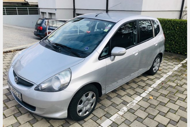 Honda Jazz,AUTOMATIC CTV, PRVI VLASNIK