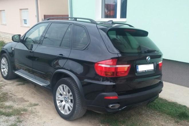 BMW X5 3,0 d E70