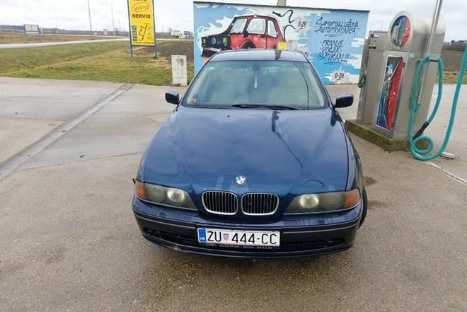 BMW serija 5 525 tds zamjena