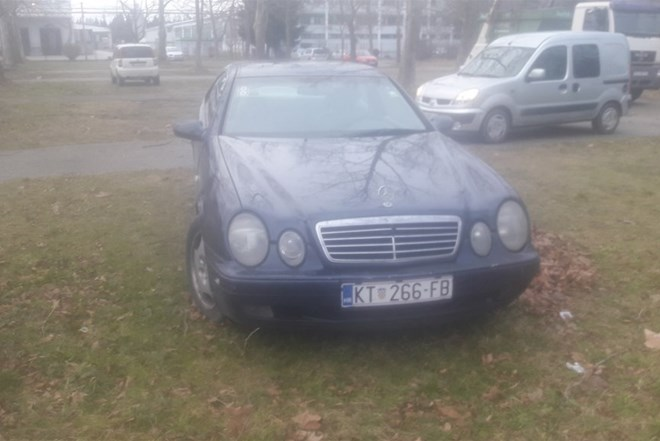 Mercedes-Benz CLK coupe 200 kompresor