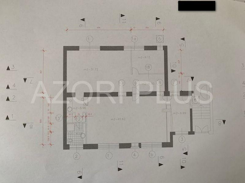 Trosobni stan103m2-Split-centar