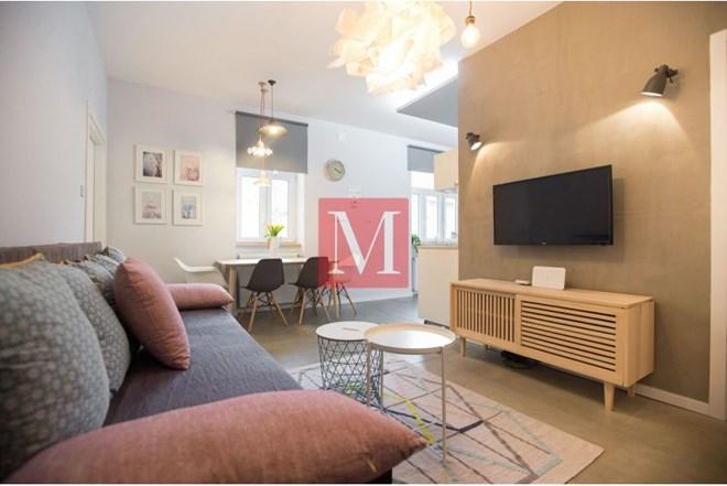 Centar-kratkoročan najam-moderan novouređen 3s stan