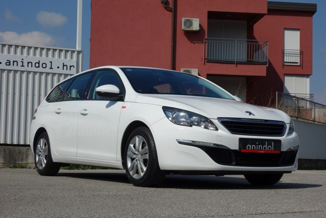 Peugeot 308 SW 1,6 HDi >>>>> KUPNJA BEZ KONTAKTA!