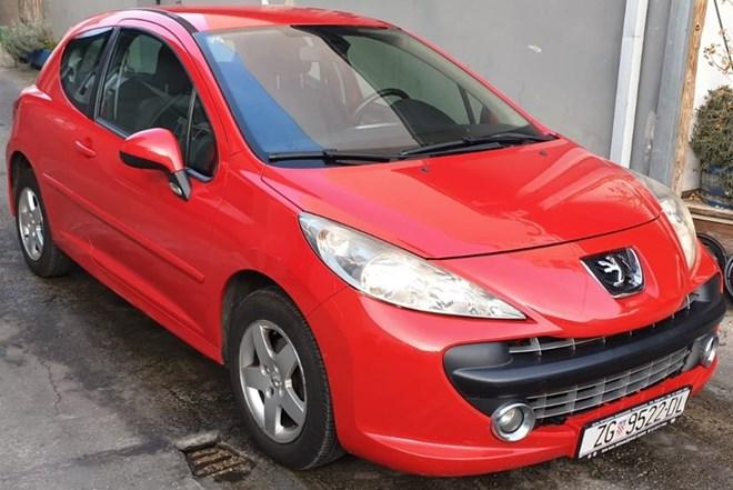 Peugeot 207 Sport, 1.4 16V