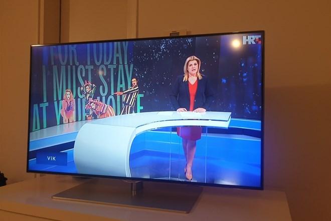 """Prodajem Samsung LCD Smart TV 46"""" star 2,5 god"""