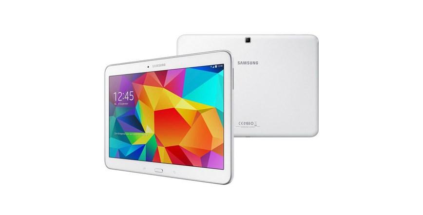 Samsung Tab 4, 10.1, bijeli, kao novi + futrola + maska