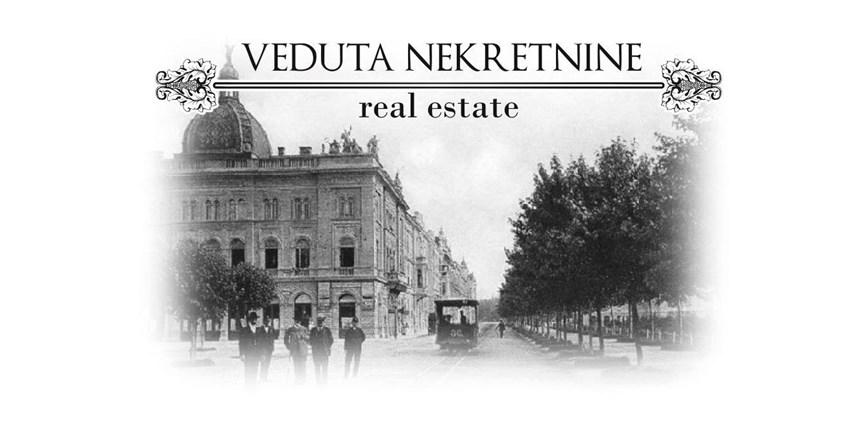 TROSOBNI POSLOVNI PROSTOR, MEDVEDGRADSKA ULICA, 1. KAT, LIFT